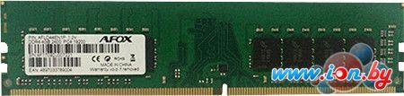 Оперативная память AFOX 4GB DDR4 PC4-19200 AFLD44EN1P в Гомеле