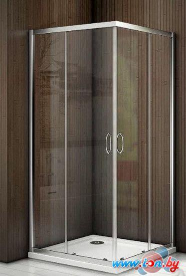 Душевой уголок Good Door Latte CR 90x90 (прозрачное стекло) [Latte CR-90-C-WE] в Могилёве