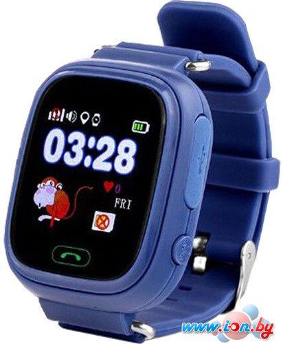 Умные часы Smart Baby Watch Q80 (темно-синий) в Витебске