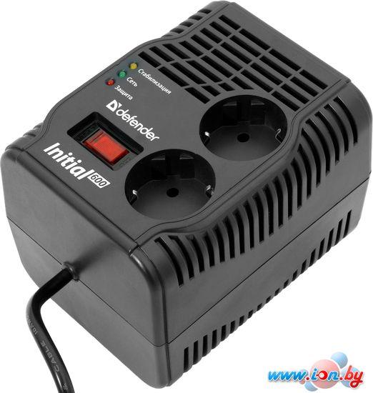 Стабилизатор напряжения Defender AVR INITIAL 1000 [99018] в Гомеле