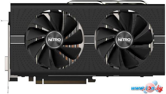Видеокарта Sapphire Nitro+ Radeon RX 580 8GB GDDR5 [11265-01] в Могилёве