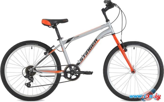 Велосипед Stinger Defender 24 (серый, 2018) в Могилёве