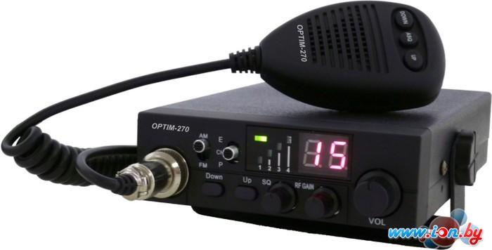 Автомобильная радиостанция CB Optim 270 в Могилёве