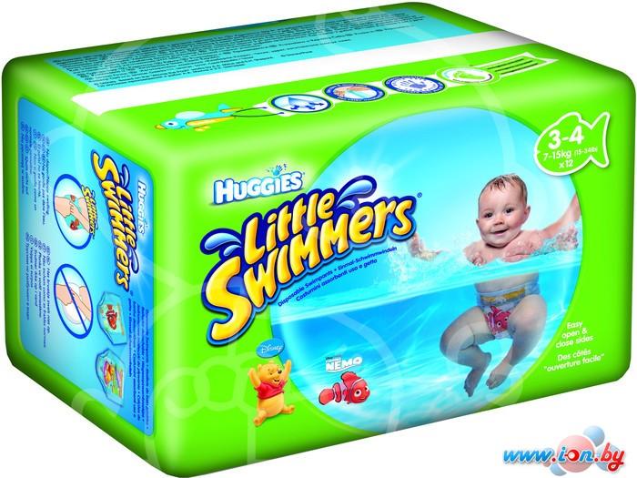 Трусики Huggies Little Swimmers 3/4 (12 шт) в Витебске
