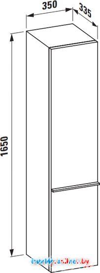 Laufen Case шкаф-пенал правый [4020220755191] в Бресте