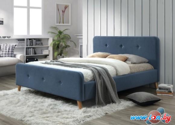 Кровать Signal Malmo 160x200 (синий) в Гродно