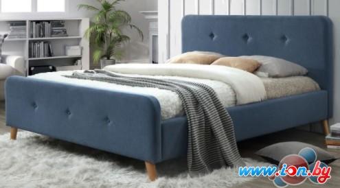 Кровать Signal Malmo 140x200 (синий) в Гродно