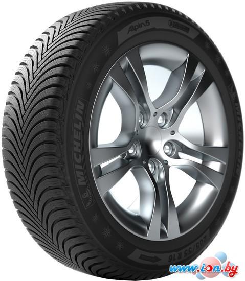 Автомобильные шины Michelin Alpin 5 205/50R17 93H в Гродно