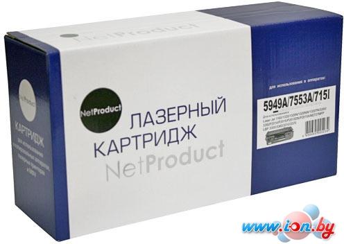 Картридж NetProduct N-Q5949A/Q7553A в Бресте