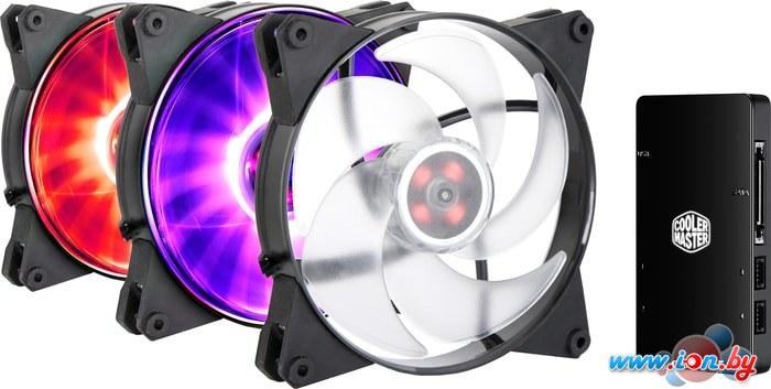 Кулер для корпуса Cooler Master MasterFan Pro 140 Air Pressure RGB (с контроллером) в Бресте