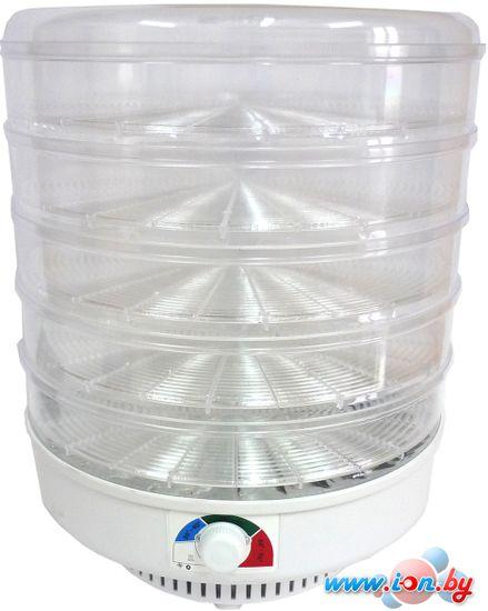 Сушилка для овощей и фруктов Спектр-Прибор Ветерок ЭСОФ-0,5/220 (5 поддонов, прозрачный) в Бресте