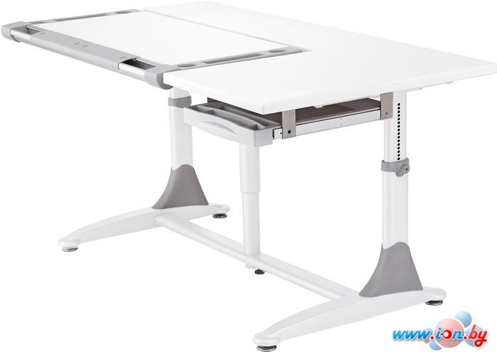 Парта Comf-Pro King Desk (белый/серый) в Минске