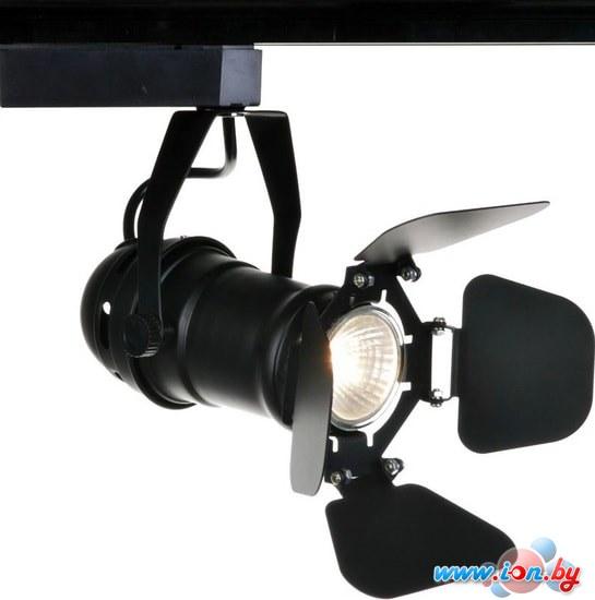 Точечный светильник Arte Lamp Track Lights A5319PL-1BK в Бресте