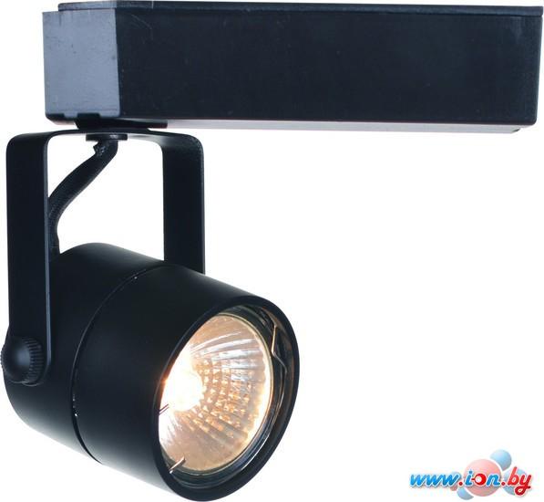 Точечный светильник Arte Lamp Track Lights A1310PL-1BK (с шинопроводом A510006) в Бресте