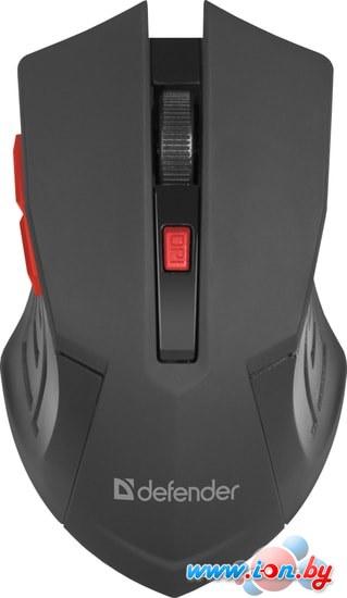 Мышь Defender Accura MM-275 (черный/красный) купить в Могилёве по низким ценам