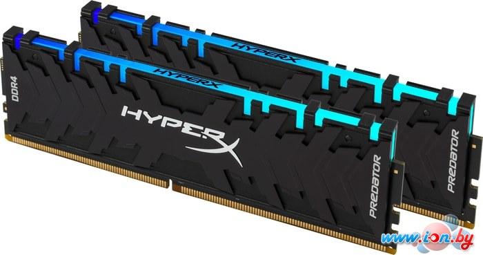 Оперативная память HyperX Predator RGB 2x8GB DDR4 PC4-23400 HX429C15PB3AK2/16 в Бресте