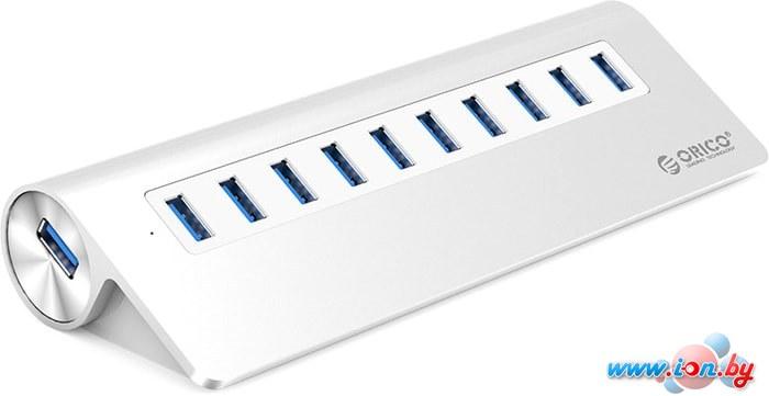USB-хаб Orico M3H10-SV в Гродно