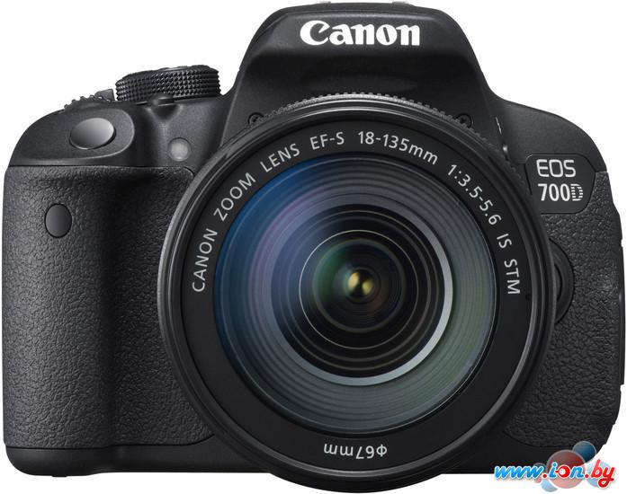 Фотоаппарат Canon EOS 700D Kit 18-135 IS STM в Могилёве