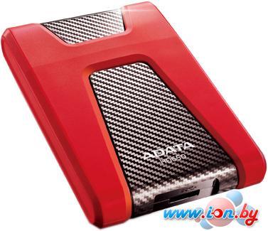 Внешний жесткий диск A-Data DashDrive Durable HD650 1TB (AHD650-1TU3-CRD) в Могилёве