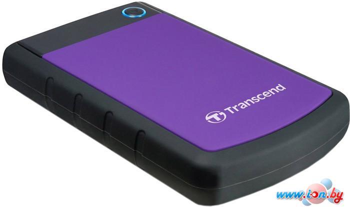 Внешний жесткий диск Transcend StoreJet 25H3P 2TB (TS2TSJ25H3P) в Могилёве