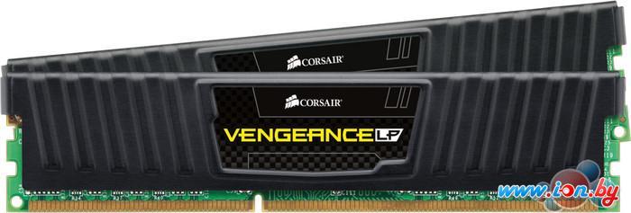 Оперативная память Corsair Vengeance Black 8GB DDR3 PC3-12800 (CML8GX3M1A1600C10) в Могилёве