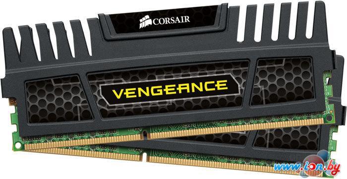 Оперативная память Corsair Vengeance 2x4GB DDR3 PC3-12800 KIT (CMZ8GX3M2A1600C9) в Могилёве