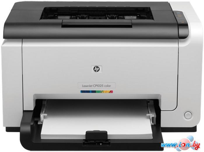 Принтер HP LaserJet Pro CP1025 (CF346A) в Могилёве