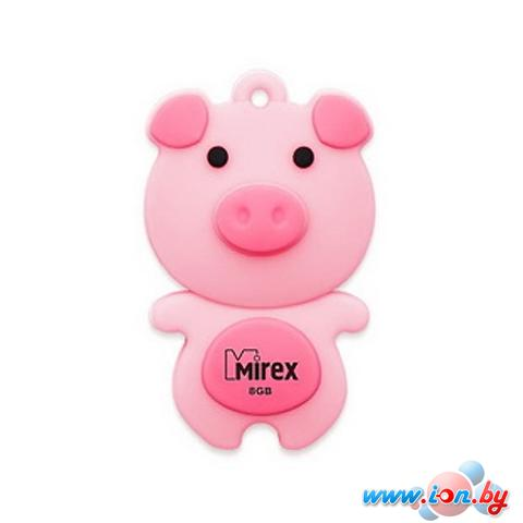USB Flash Mirex PIG PINK 16GB (13600-KIDPIP16) в Могилёве