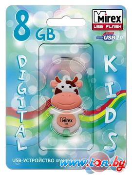 USB Flash Mirex COW PEACH 8GB (13600-KIDCWP08) в Могилёве