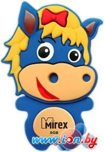 USB Flash Mirex HORSE BLUE 8GB (13600-KIDBHS08) в Могилёве
