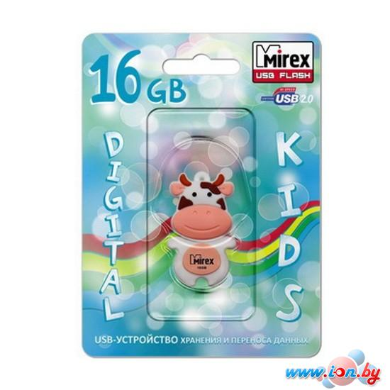 USB Flash Mirex COW PEACH 16GB (13600-KIDCWP16) в Могилёве