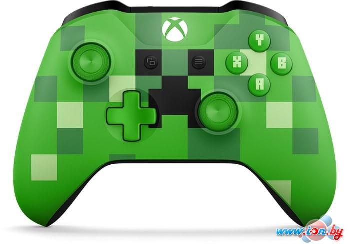 Геймпад Microsoft Xbox One Minecraft Creeper в Могилёве
