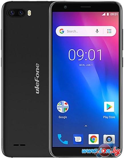 Смартфон Ulefone S1 (черный) в Гомеле