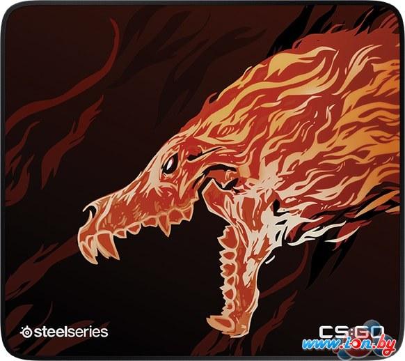 Коврик для мыши SteelSeries QcK+ Limited CS:GO Howl Edition в Гомеле