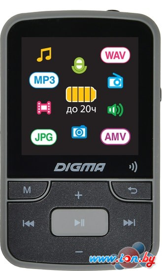 MP3 плеер Digma Z4 16GB в Гомеле