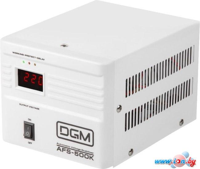 Стабилизатор напряжения DGM AFS-500K в Могилёве