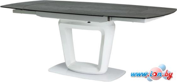 Обеденный стол Signal Claudio (серый, белый) в Могилёве