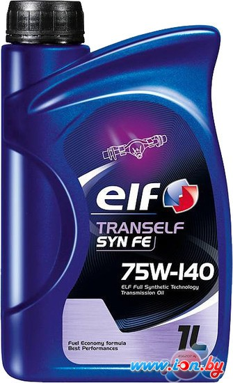 Трансмиссионное масло Elf Tranself SYN FE 75W-140 1л в Гомеле