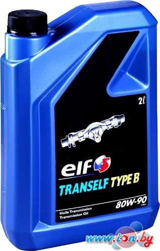Трансмиссионное масло Elf Tranself Type B 80W-90 2л в Гомеле