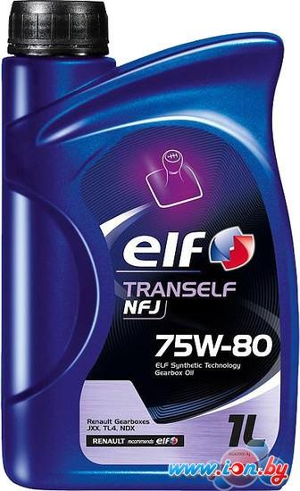Трансмиссионное масло Elf Tranself NFJ 75W-80 1л в Гомеле