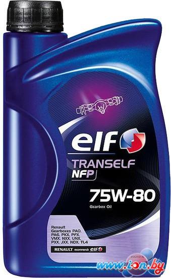 Трансмиссионное масло Elf Tranself NFP 75W-80 0.5л в Гомеле