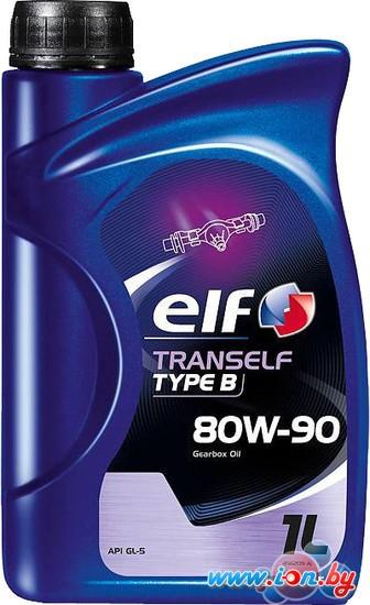 Трансмиссионное масло Elf Tranself Type B 80W-90 1л в Гомеле