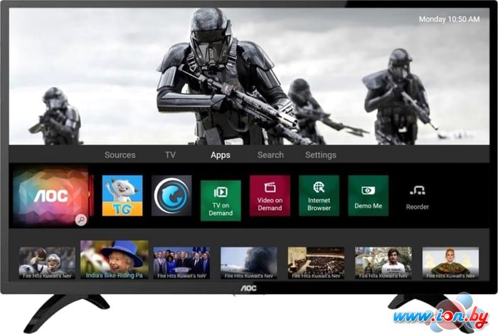Телевизор AOC 43S5085/60S в Гомеле