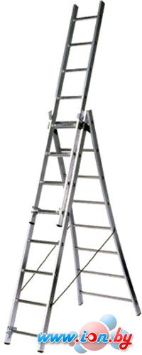 Лестница-трансформер Dinko 3х9 секций [LS 309] в Витебске