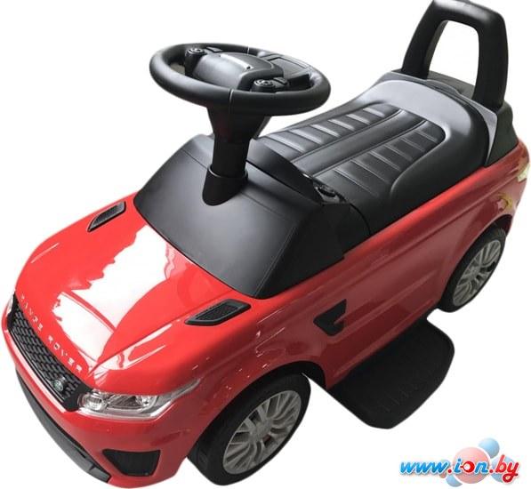 Электромобиль Chi Lok Bo Range Rover (красный) в Гродно