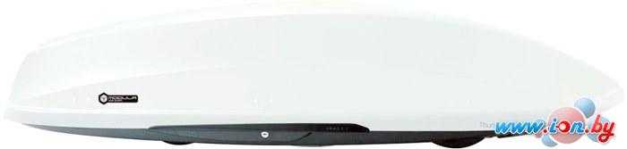 Автомобильный багажник Modula Thunder 520 (белый) в Витебске