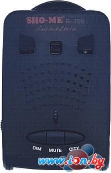 Радар-детектор Sho-Me G-700 Signature GPS в Гомеле