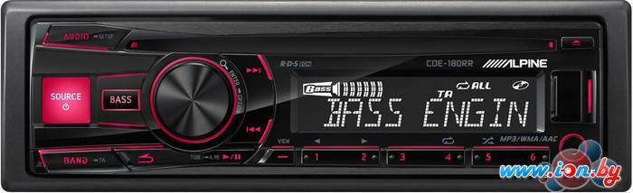 CD/MP3-магнитола Alpine CDE-180RR в Могилёве