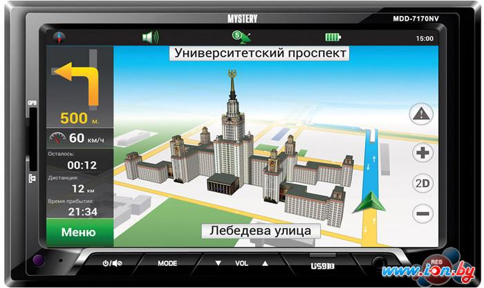 USB-магнитола Mystery MDD-7170NV в Могилёве