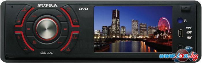 СD/DVD-магнитола Supra SDD-3007 в Могилёве